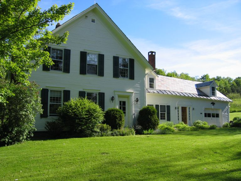 Nationstates view topic a typical home in your nation for Home builders in vermont